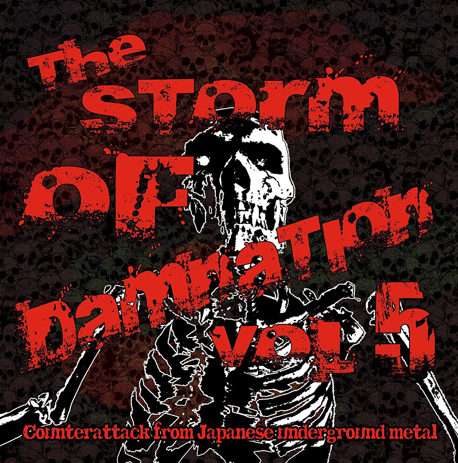 THE STORM OF DAMNATION VOL.5